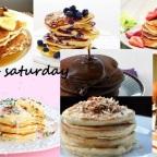 Pancake Saturday