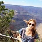 Honeymoon: The Grand Canyon.