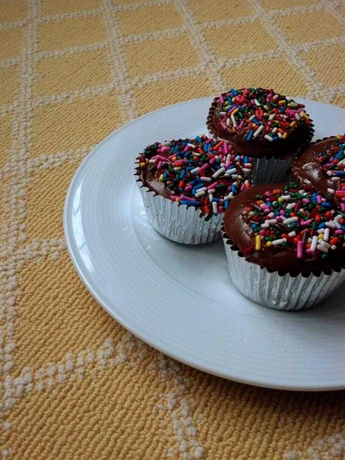 Skinny Chocolate Cupcakes (2)