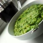 30 Breakfasts: Green Monster Oats.