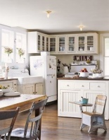 Would love for my future kitchen to look like this.
