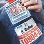 Third Time's A Charm: My Third Half Marathon.