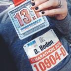 Third Time's A Charm: My Third Half Marathon.
